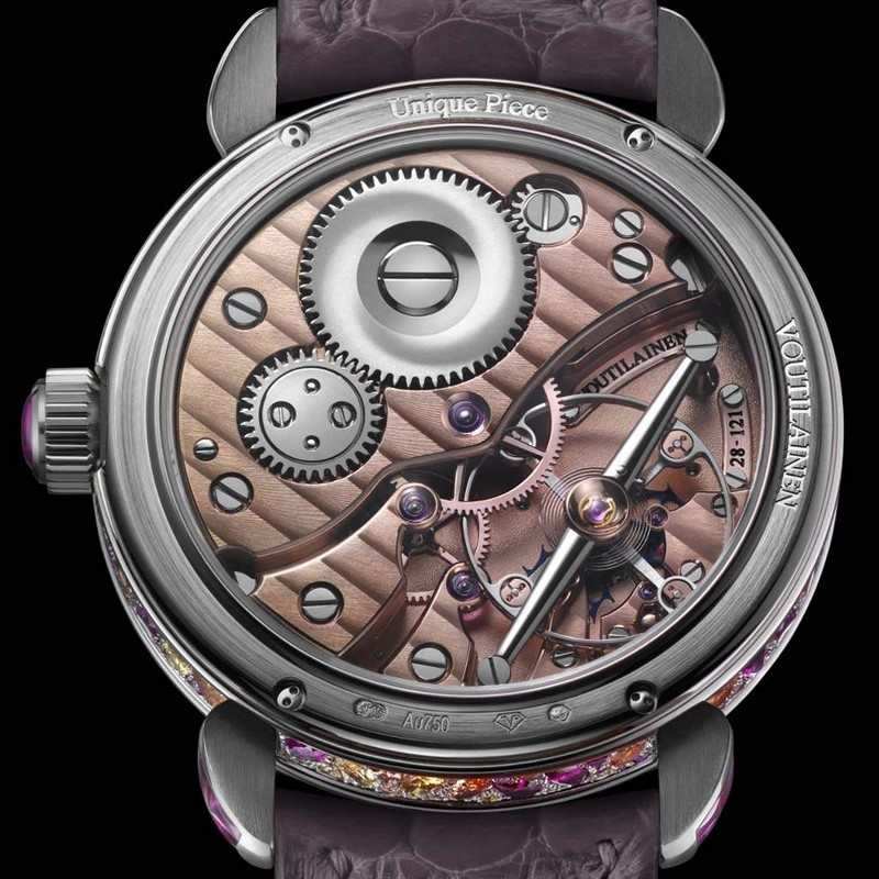 Voutilainen SCINTILLANTE jewelry watch 2016-