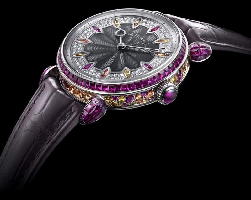 Voutilainen SCINTILLANTE jewelry watch 2016--