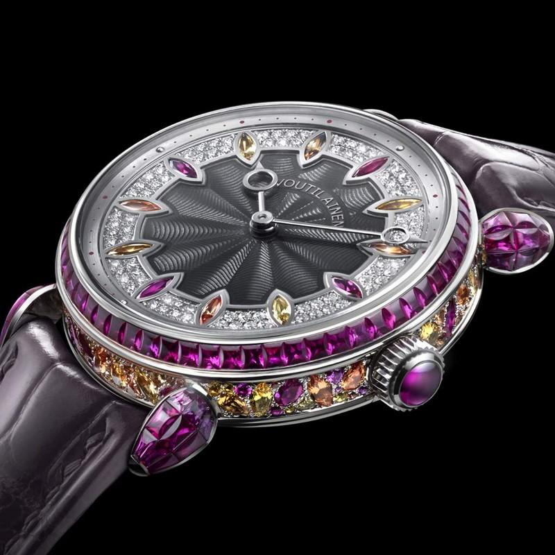 Voutilainen SCINTILLANTE jewelry watch 2016