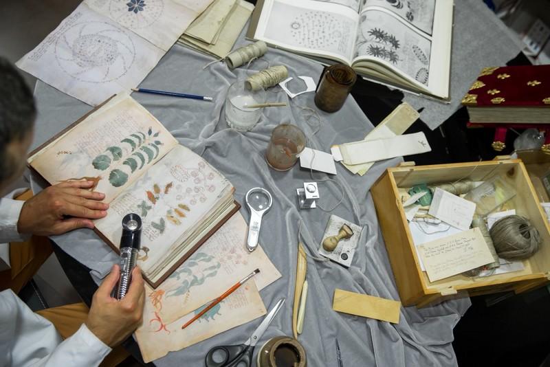 Voynich Manuscript--