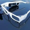 Vuzix M100 Smart Glasses with Prescription Safety Glasses to help remove any barriers to smart