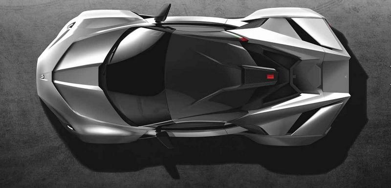 W Motors Fenyr SuperSport hypercar- -