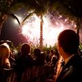 W South Beach Fireworks