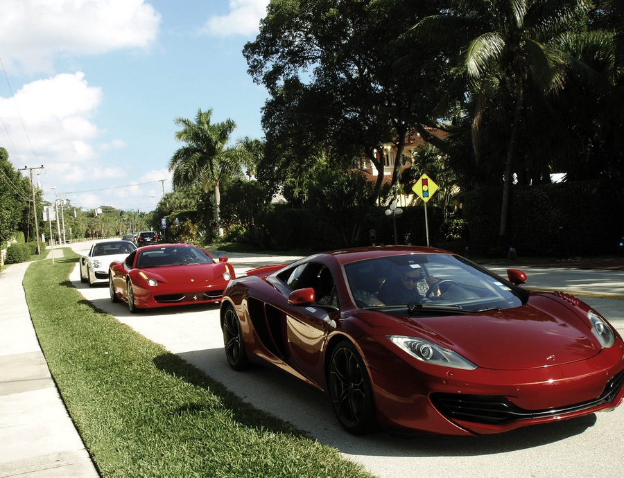 Waldorf Astoria Driving Experiences expanded-luxury cars