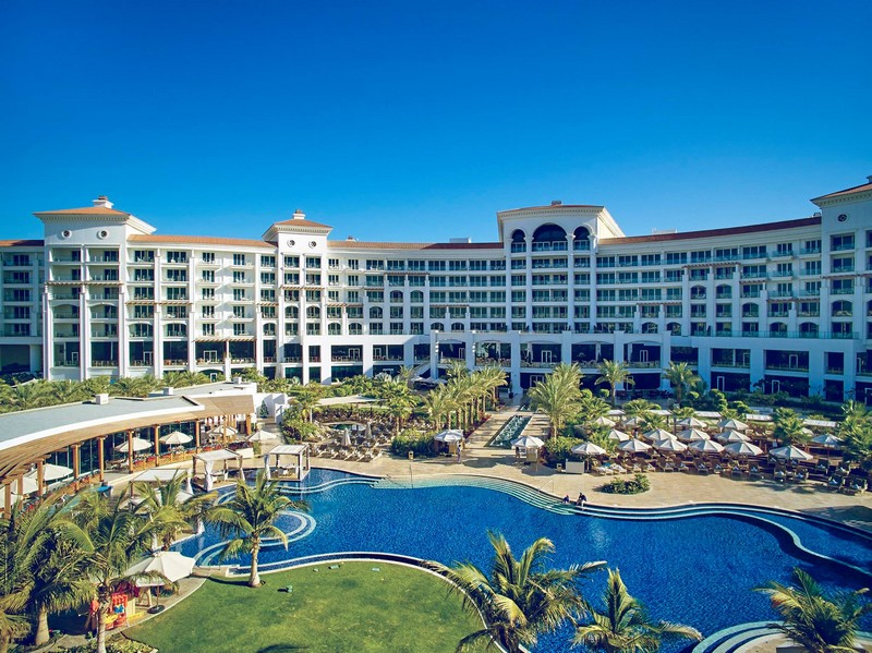 Waldorf Astoria Dubai Palm Jumeirah exterior