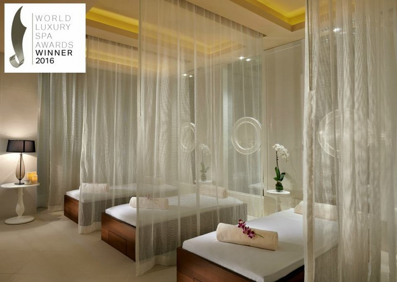 Waldorf Astoria Spa has won the award for The Best Destination Spa in the 2016 World Luxury Spa Awards