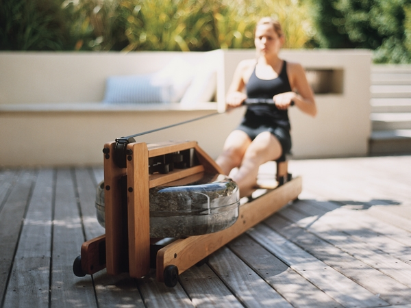 WaterRower fitness equipment---
