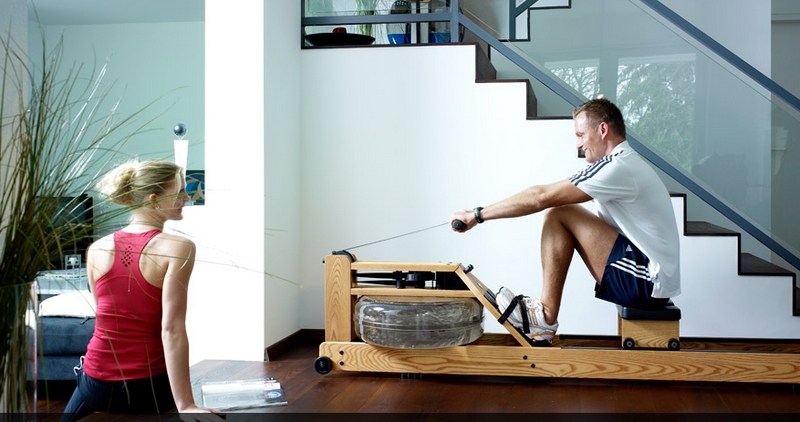 WaterRower fitness equipment