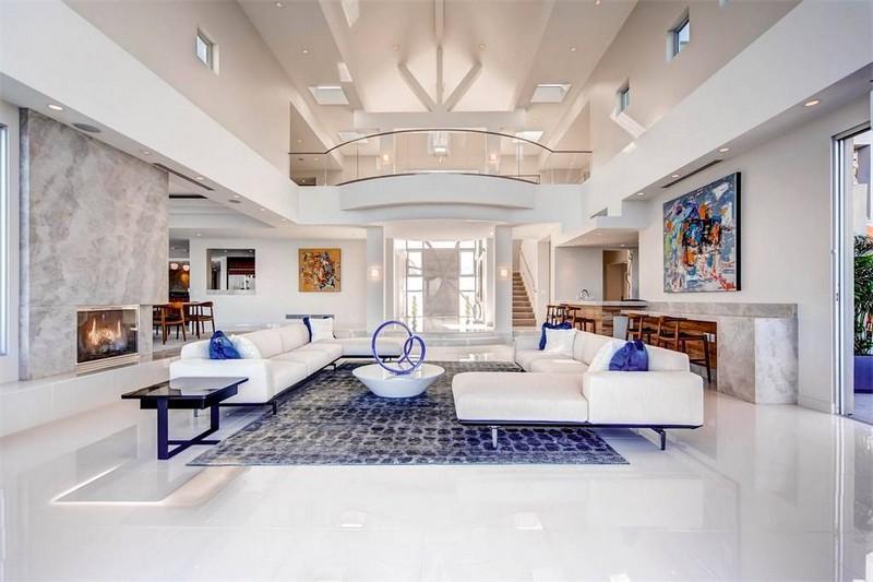 Waterfront Mansion in Coronado, California