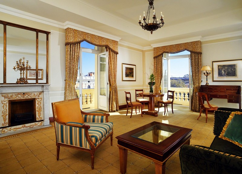 Westin Excelsior hotel Rome