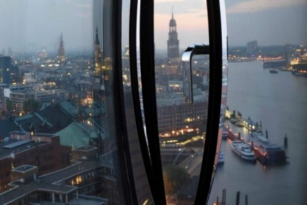 Westin debuts in Hamburg within the Elbphilharmonie, Hamburg's new architectural landmark