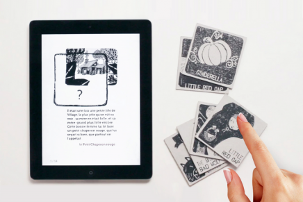 Reading without books is a pleasure available in multiple and unexpected forms @ mudac