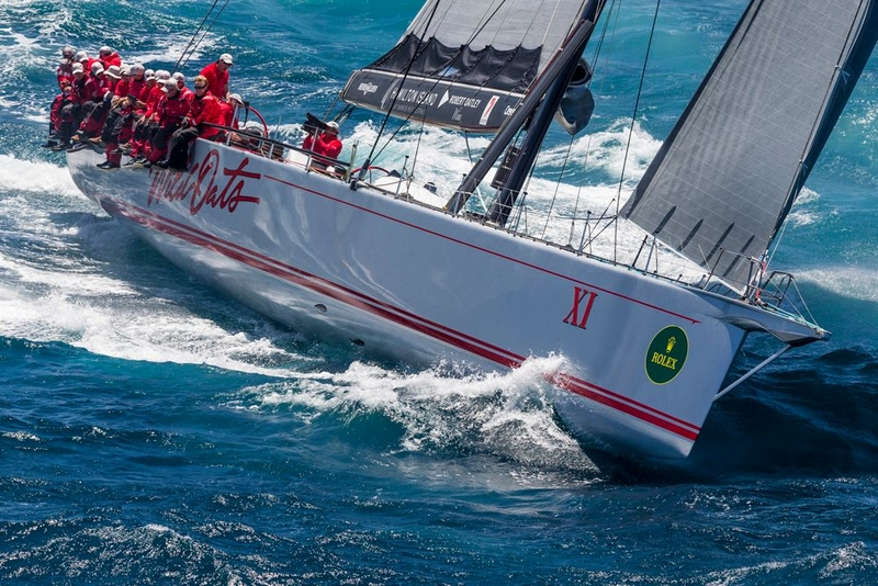 Wild Oats XI brings Rolex Sydney Hobart Yacht Race entries to 50