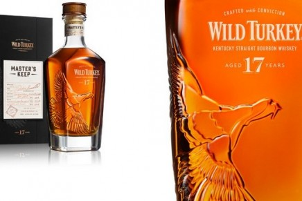 Wild Turkey's Oldest Bourbon – one of the finest sipping whiskies to ever come from the distillery