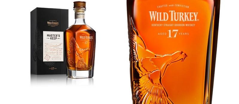 Wild Turkey Masters Keep Limited Edition