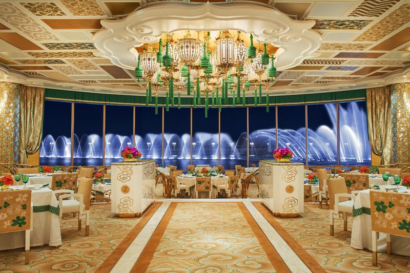 Wing Lei Palace at Wynn Palace Macau now Open 2016