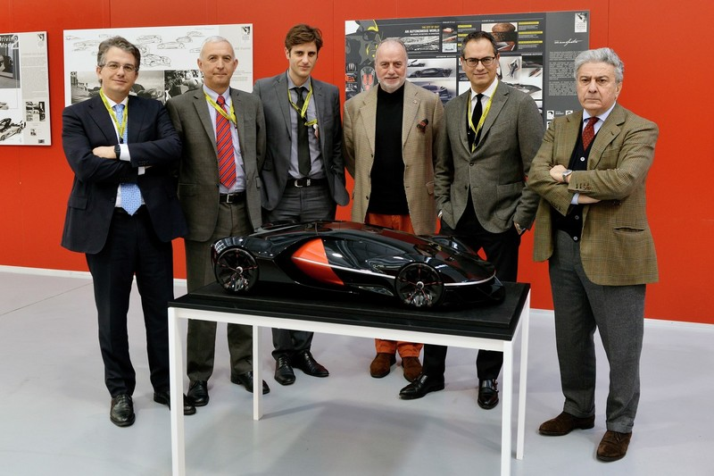 Winners of 2016 Ferrari Top Design School Challenge announced 2016