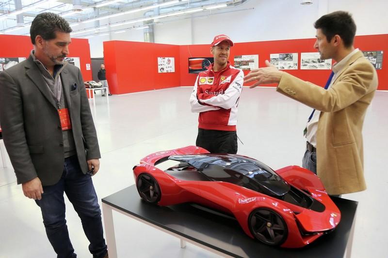 Winners of Ferrari Top Design School Challenge announced 2016-