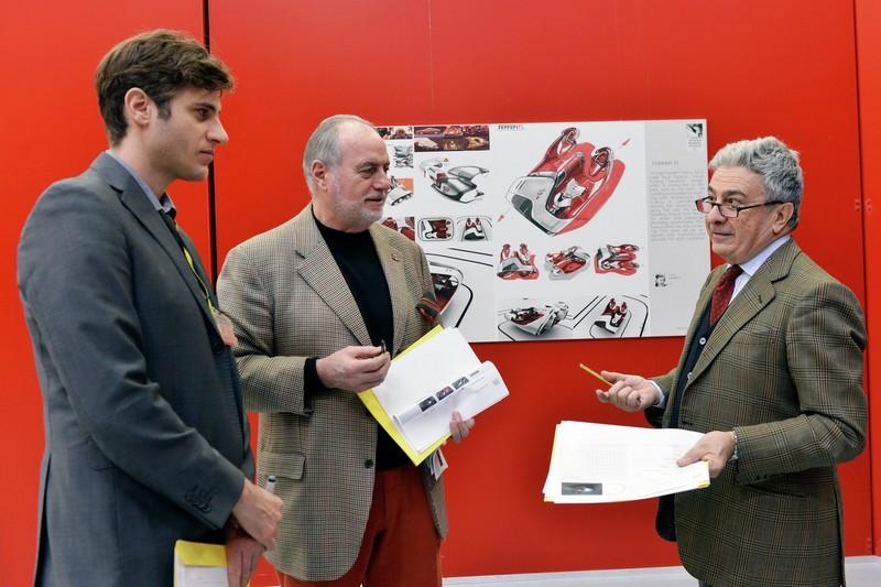 Winners of Ferrari Top Design School Challenge announced 2016--