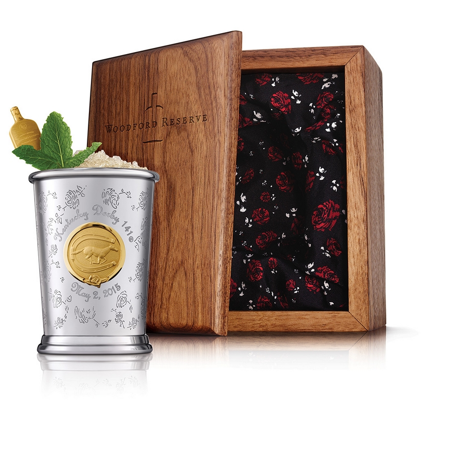 Woodford Reserve - $1,000 Kentucky Derby Mint Julep Cup-