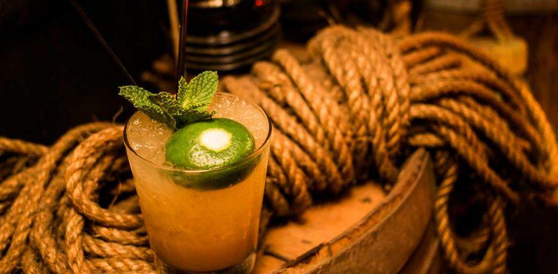 World's Best Bars 2016-Best American Cocktail Bar Smuggler's Cove San Francisco-