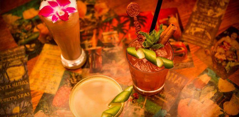 World's Best Bars 2016-Best American Cocktail Bar Smuggler's Cove San Francisco--