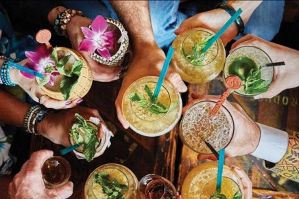 2016 Annual Spirited Awards: the year's best bars, bartenders, writers and experts