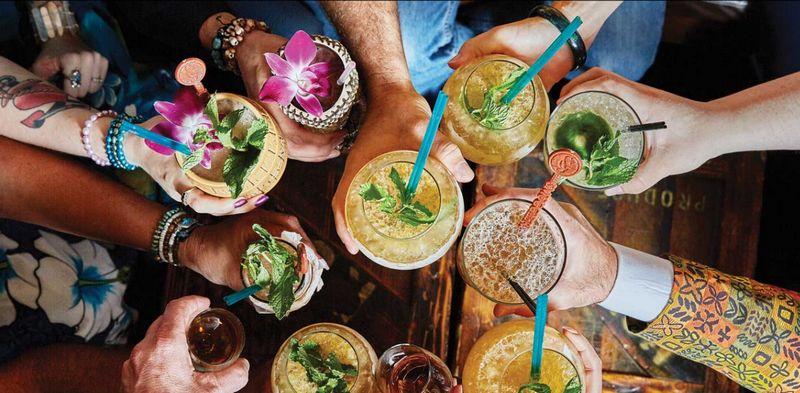 World's Best Bars 2016-Best American Cocktail Bar Smuggler's Cove San Francisco