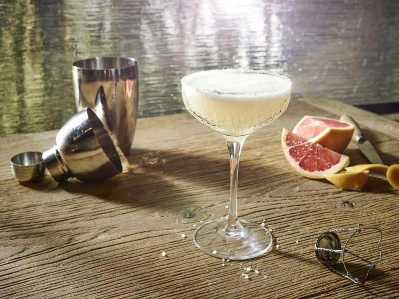 Diageo Global Travel Flapper Fizz