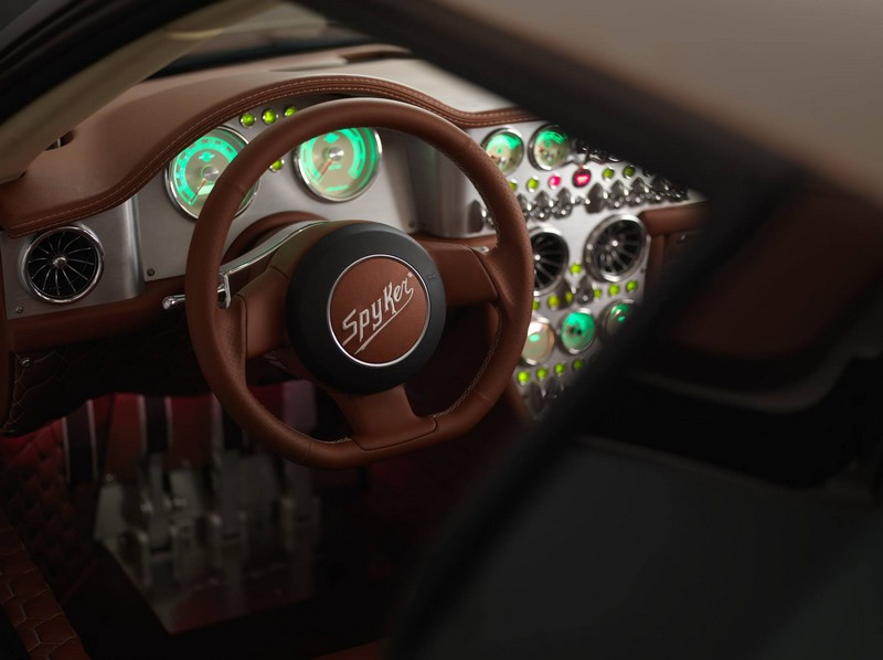 World Debut for The Spyker C8 Preliator-int 4