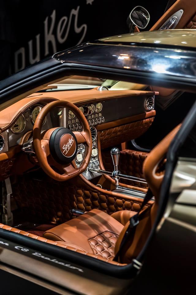 World Debut for The Spyker C8 Preliator-int-GenevaMotorShow2016