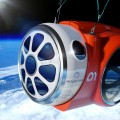World View capsule  for Space travel - High-altitude balloons to offer World's most spectacular panorama and