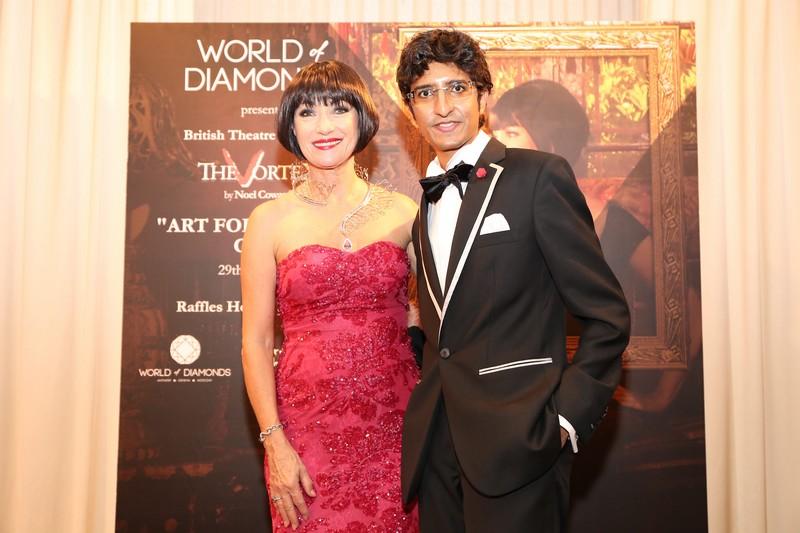 World of Diamonds - Art for Charity Gala 2016 - Jane Seymour celebration  2luxury2-001