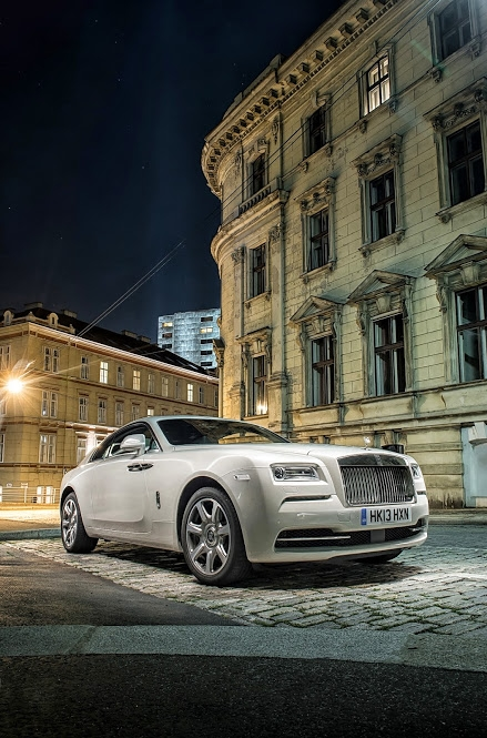 Wraith - Rolls_Royce Bespoke