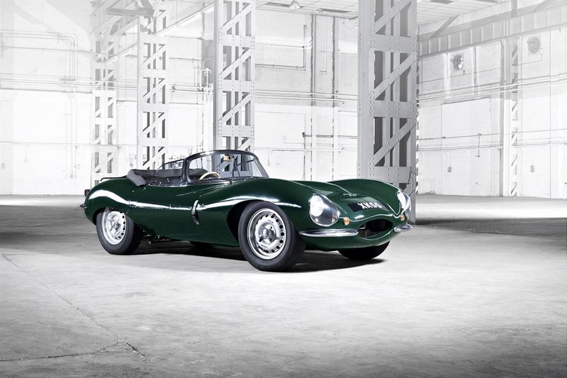 XKSS - Ultra-exclusive sports car to be hand-built by Jaguar Classic--