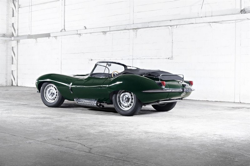 XKSS - Ultra-exclusive sports car to be hand-built by Jaguar Classic-