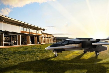XTI TriFan 600 vertical takeoff airplane will eliminate travel to and from an airport