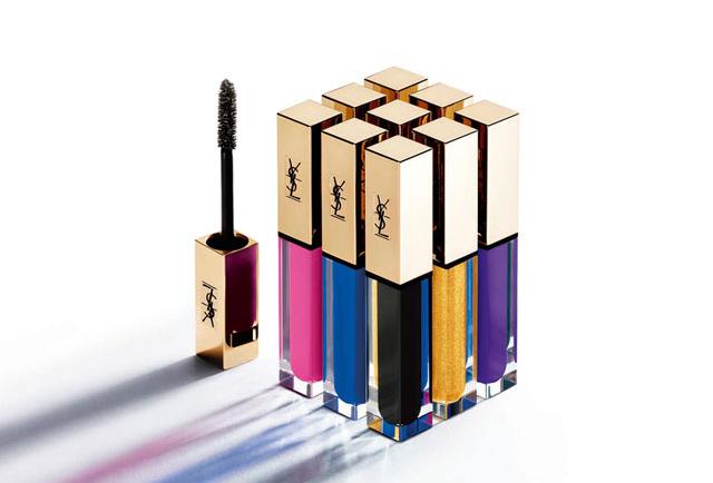 Yves Saint Laurent Vinyl Mascara Couture-2016 launch - 2luxury2 com