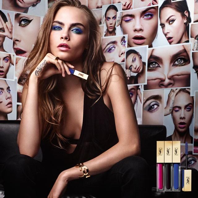 Yves Saint Laurent Vinyl Mascara Couture