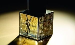 Yves Saint Laurent luxury limited edition of  Suprême Bouquet fragrance 2014 edition