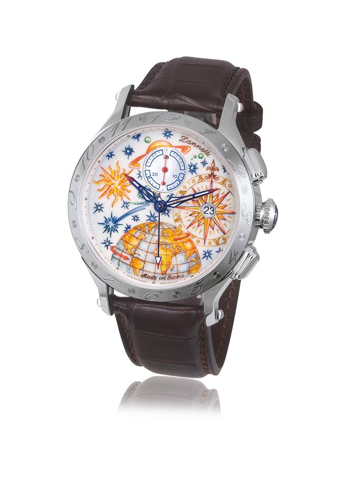 Zannetti watches for Baselworld 2016