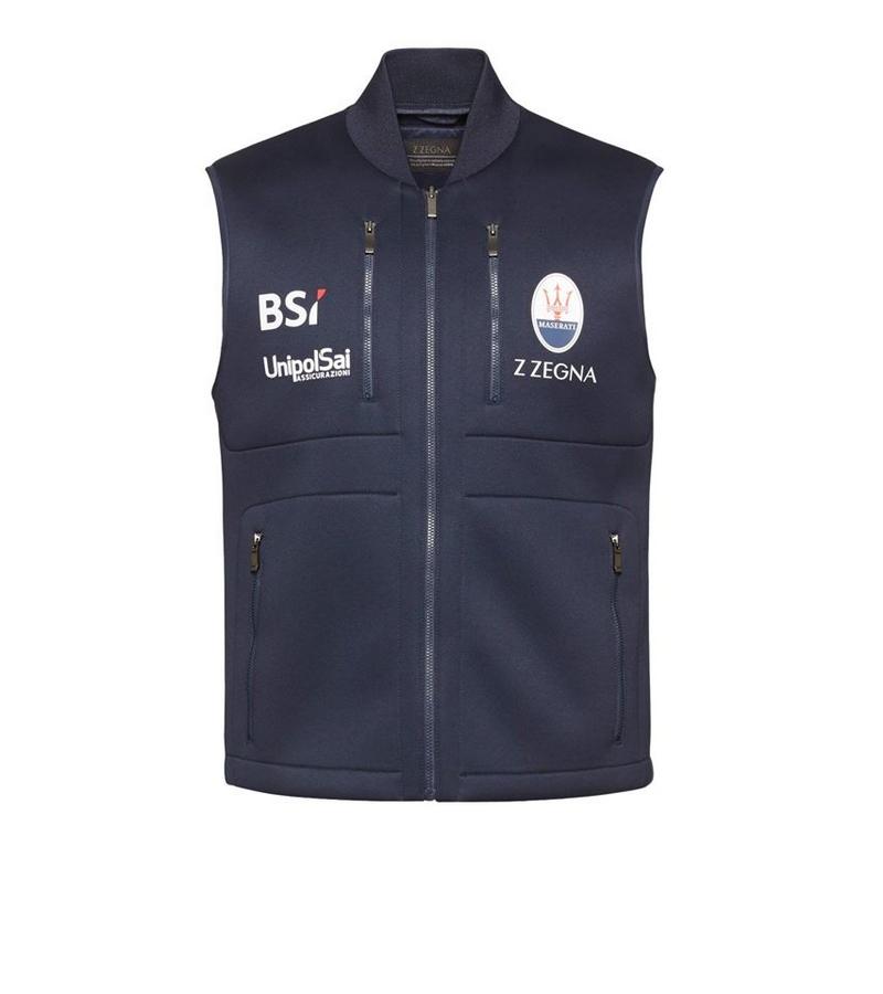 Zegna Maserati Soldini Collection 2015-VOR70 Technical Sailing Vest