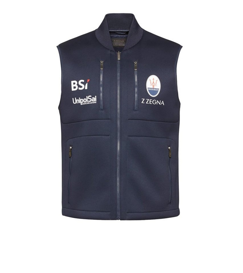 Zegna Maserati Soldini Collection 2015-VOR70 Technical Sailing Vest