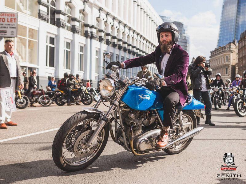 Zenith  The Distinguished Gentleman's Ride
