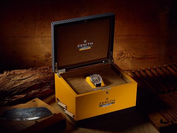 Zenith celebrates the 50th anniversary of the world's most prestigious cigar brand