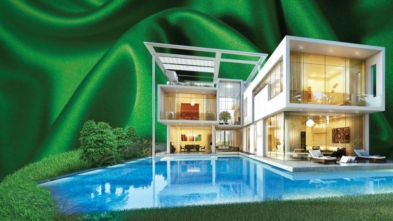 akoya oxygen dubai - villas