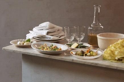 Chateau shuffle-off: Alain Ducasse's final meal