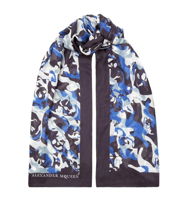 alexander mcqueen scarf 2016