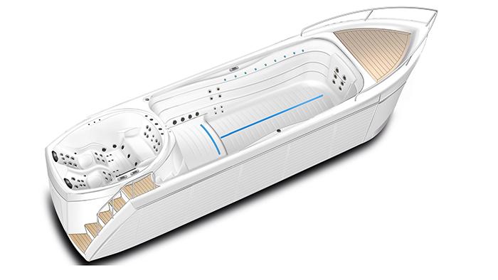 all seas spas boat jacuzzi 2015