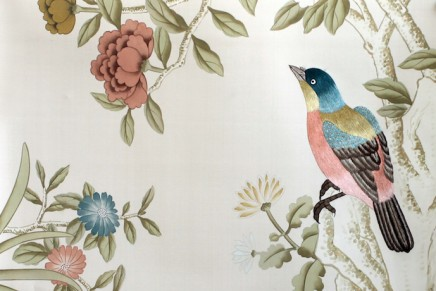 alluring walls by fromental